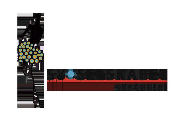 syselskabet logo med dame